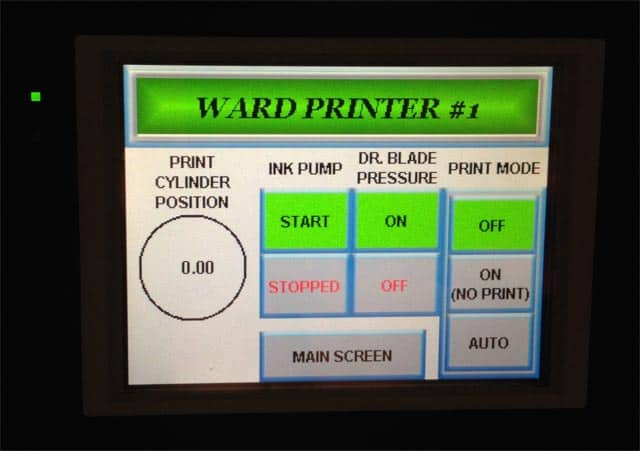Reconditioned Ward