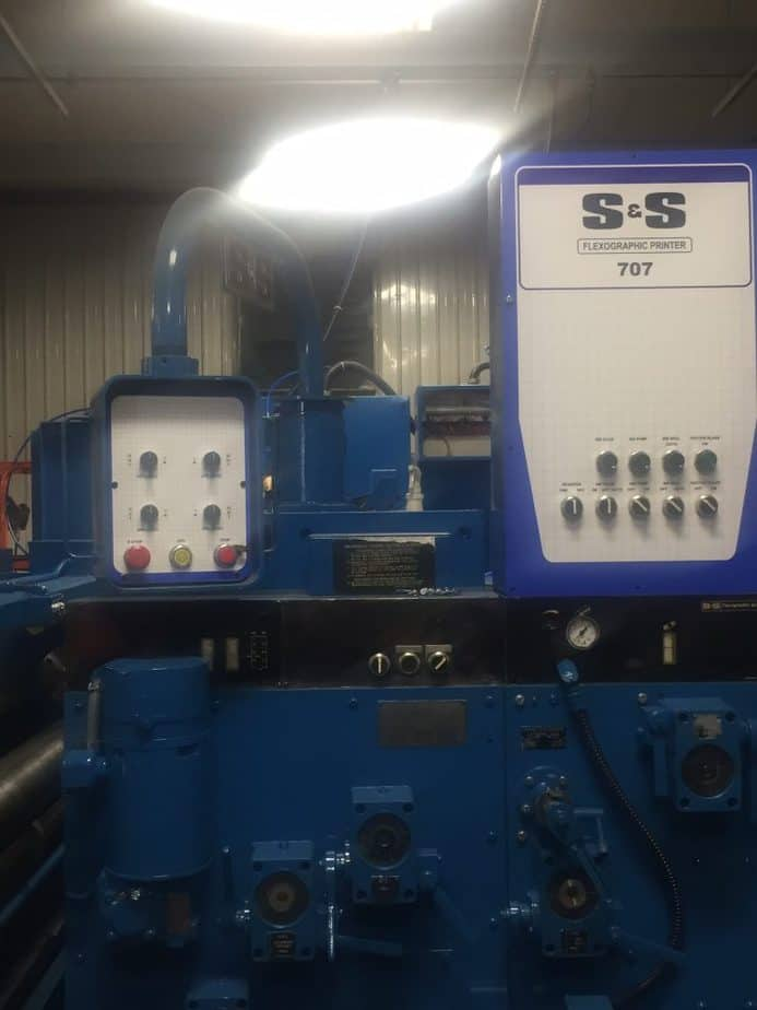 S&S 707 Reconditioned